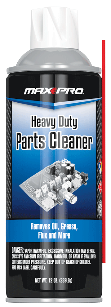 1 Bottle Max Professional Heavy Duty Parts Cleaner 12 oz. -  1 Pack