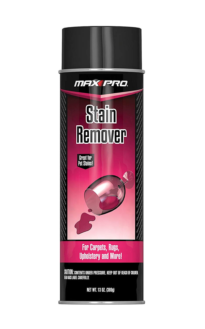 1 Bottle Max Professional Stain Remover 13 oz. - 1 Pack