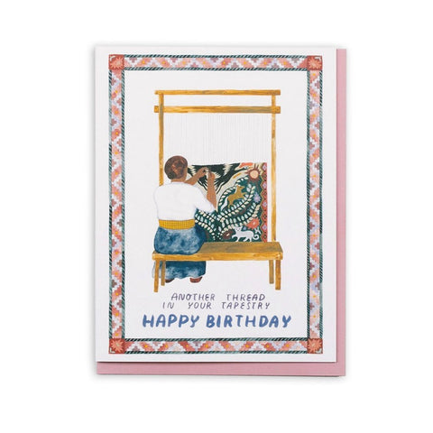 Another Thread Birthday Card