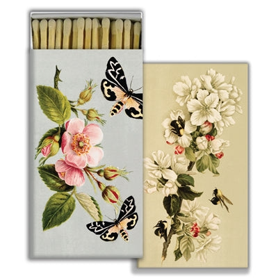 Insects + Floral Matches