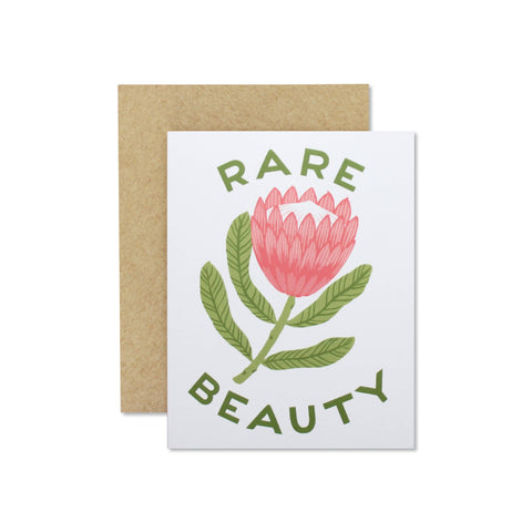 Rare Beauty Card