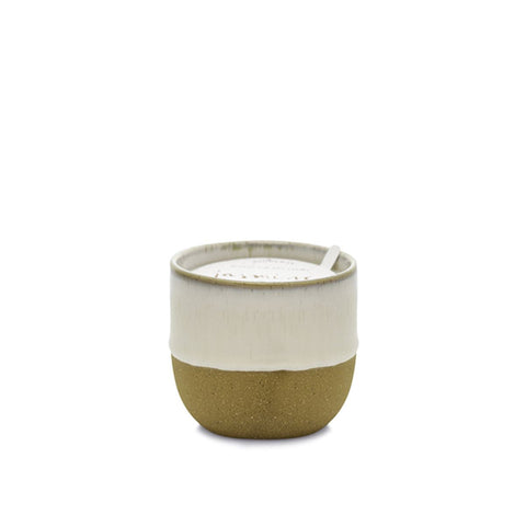 Jasmine + Bamboo Ceramic 6oz Candle