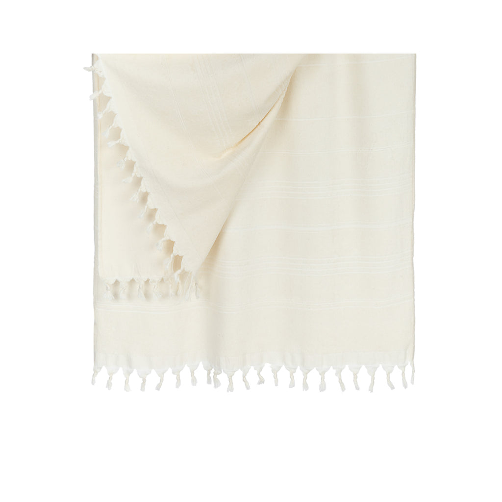 The Handloom - Kayra Terry Towel - Natural