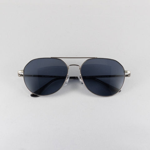 Silver Aviator Sunnies