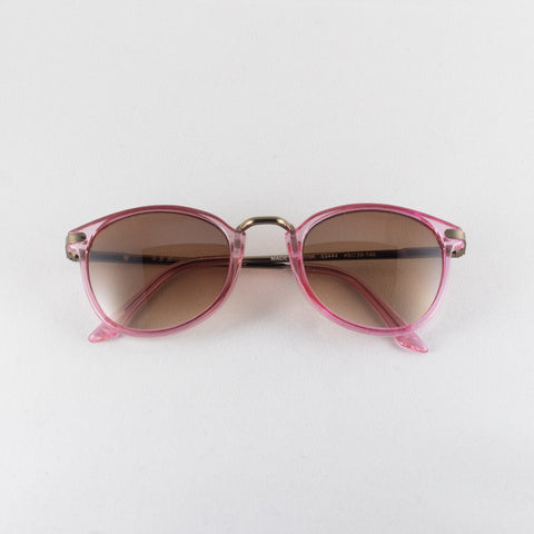 Light Pink Rimmed Sunnies
