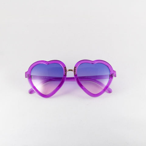 Purple Heart Sunnies