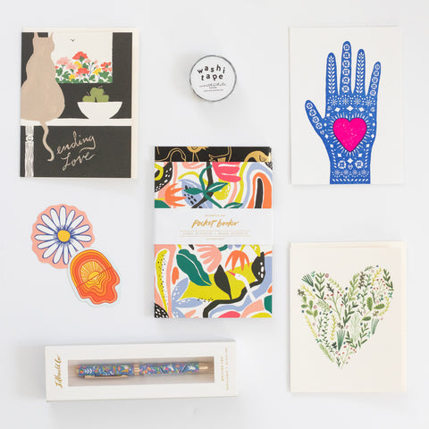 Stationery Lover Care Package