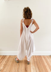 Go-To Jumpsuit White