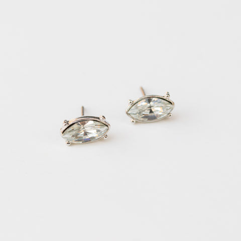 Silver Kairo Earrings