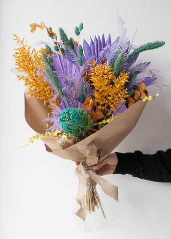 Flowers By Semia Dried Bouquet