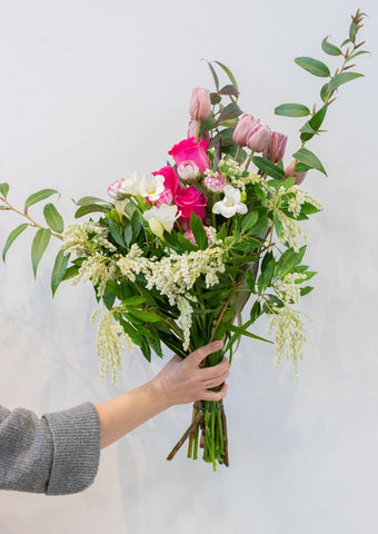 Flowers By Semia Earth Day Fresh Cut Bouquet