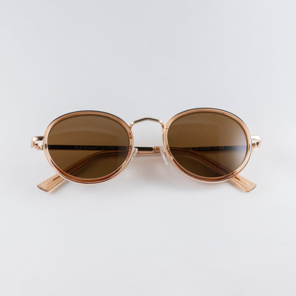Golden Brown Sunnies