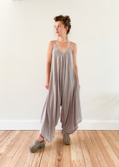 Go-To Jumpsuit Pewter