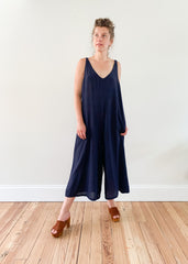 Everyday Jumpsuit in Navy