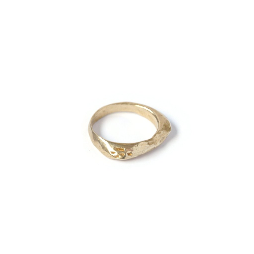 Intuition Ring Brass