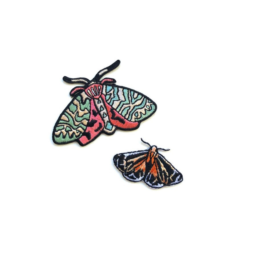 Moths Patch
