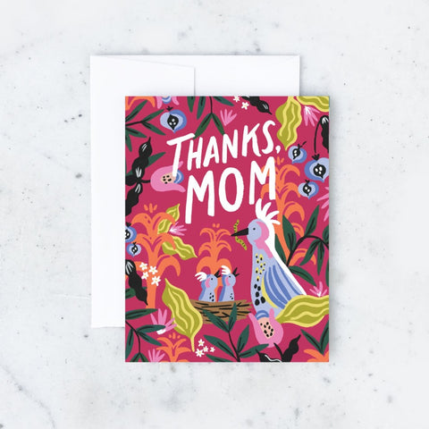 Thanks, Mom Card
