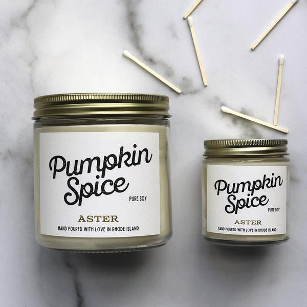Mini Pumpkin Spice