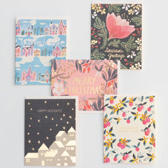 Holiday Greeting Card Bundle
