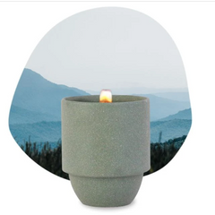 Maplewood + Moss Great Smoky Mountains Parks Candle