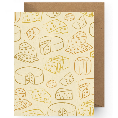 Cheese Please Card