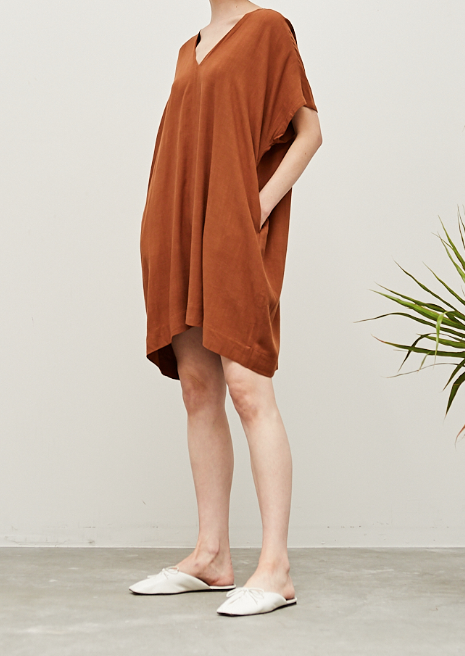 Clay Tunic Dress