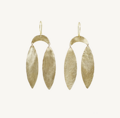 Plumas Earrings