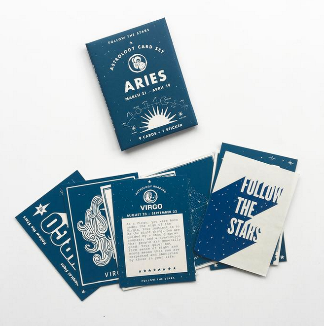 Astrology Card Pack