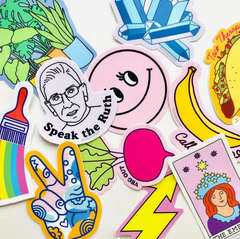 Seltzer Goods Stickers