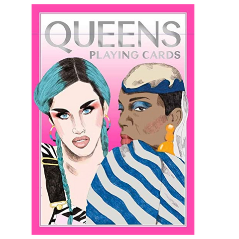 Drag Queens Playing Cards