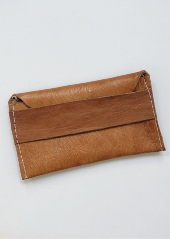 Haitian Leather Small Wallet