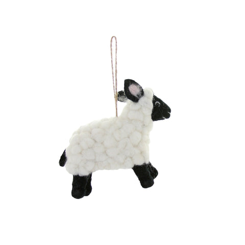 Heritage Sheep Ornament