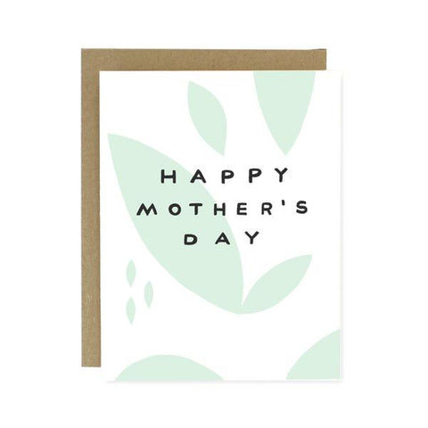 Petal Mother's Day Card