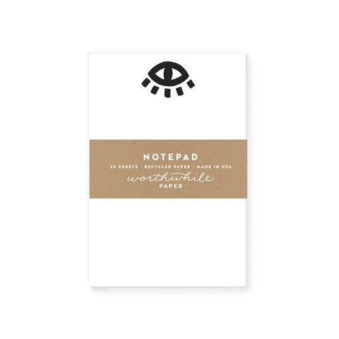 Eye Notepad