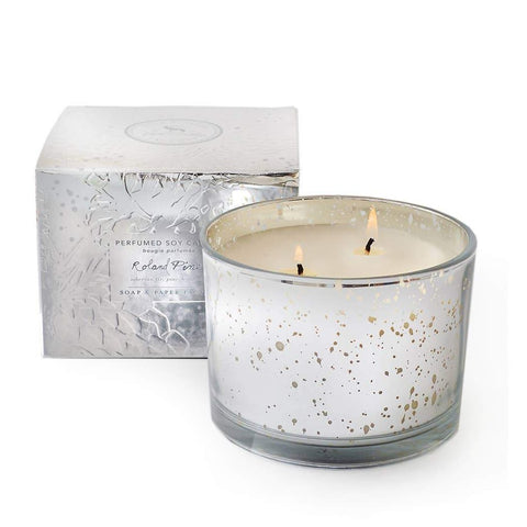 Roland Pine Lumiere Two-Wick Candle