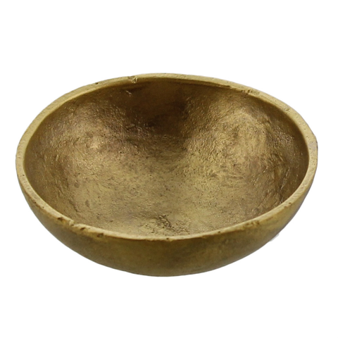 Tiny Cast Round Bowl