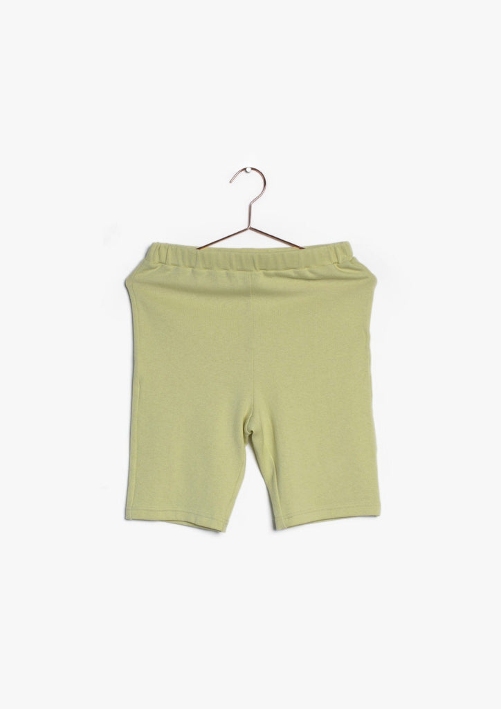 Arya Shorts in Lime