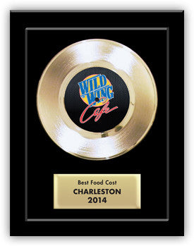 "7"" Gold Record Award"