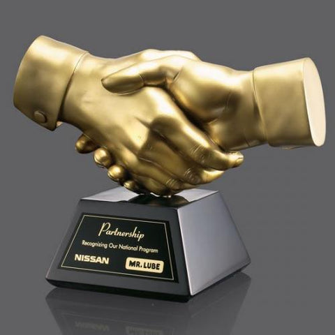 Shaking Hands Award