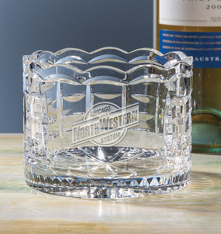 Sterling Wine Caddy