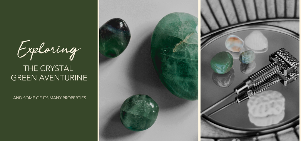 green crystals, energy crystals, affirmations