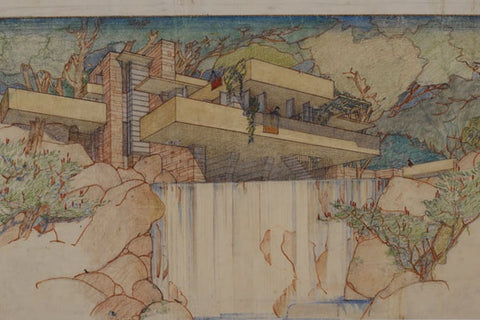 Frank Lloyd Wright at 150 - An Enduring Legacy
