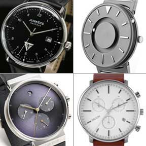 Architect & Designer Watches