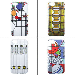 Frank Lloyd Wright iPhone Accessories