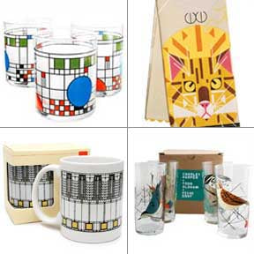 Glasses, Mugs & Tableware