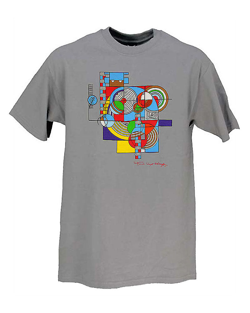 Frank Lloyd Wright Collection T-Shirts