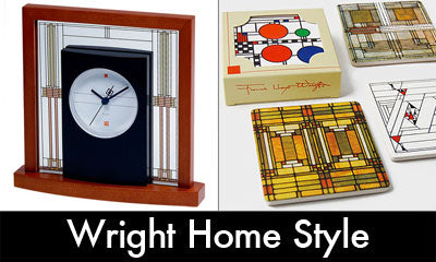 Frank Lloyd Wright for the Home