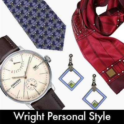 Wright Personal Style