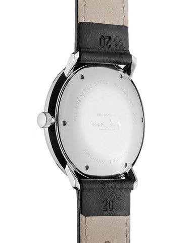 Junghans Max Bill Automatic 27 Watch 4700.02 Back