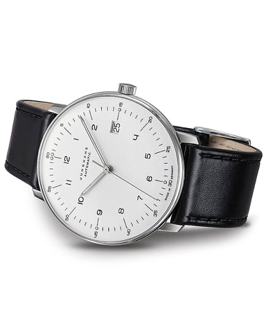 Junghans Max Bill Automatic 27 Watch 4700.02 Display